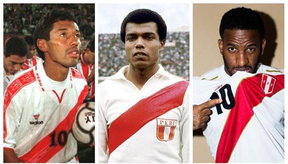 La Selección Peruana vistió números en su camiseta por primera vez en 1952. (Diseño: Depor)