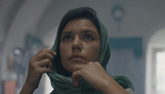 """Beren Saat es la encargada de darle vida a Atiye en """"The Gift"""" (Foto: Netflix)"""