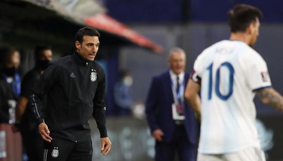 Argentina integrará el grupo A de la Copa América junto a Chile, Paraguay, Bolivia y Uruguay. Su debut será el próximo lunes 14 ante 'La Roja' en Rio. (Foto: AFP)