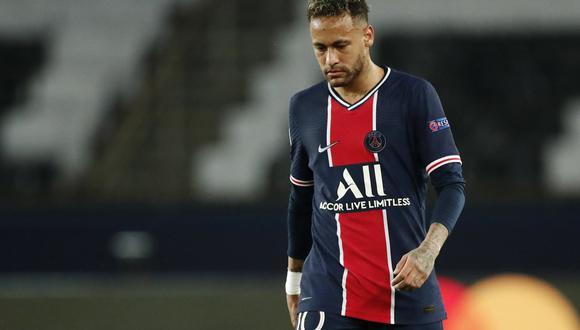 Neymar buscará la victoria con PSG ante Manchester City a como de lugar. El astro brasileño declaró para el canal oficial del club parisino. (Reuters)