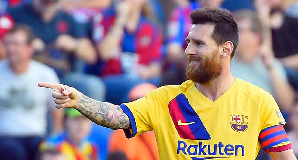2. Lionel Messi - Barcelona - 36 goles (AFP)