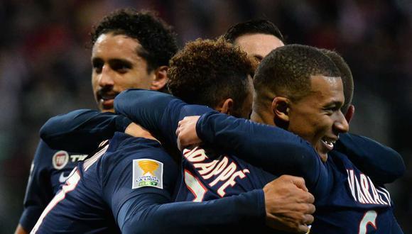 UEFA afirma que no ha planteado cambio en lista acceso a competiciones clubes. (Foto: AFP)