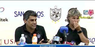 """Álvaro Barco sobre el arbitraje: """"Cobran algo que no existe, se lo inventan"""""""