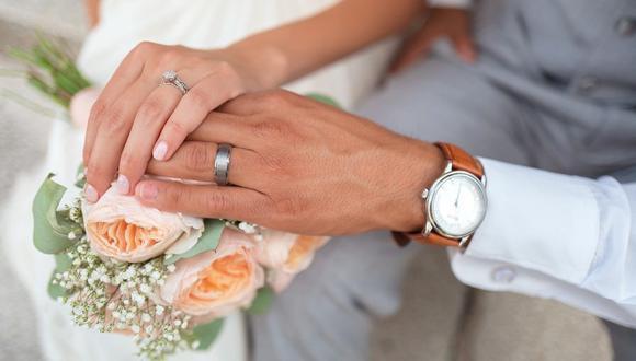 La historia de un policía que se casó en su hora de almuerzo y después volvió a trabajar, causa impacto en Internet. (Foto referencial: Pexels / Pixabay)