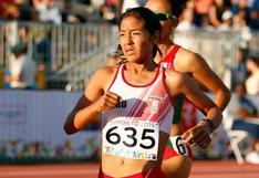 """""""Es increíble querer correr y no tener dónde: la lucha de Inés Melchor por estar en Tokio 2020"""
