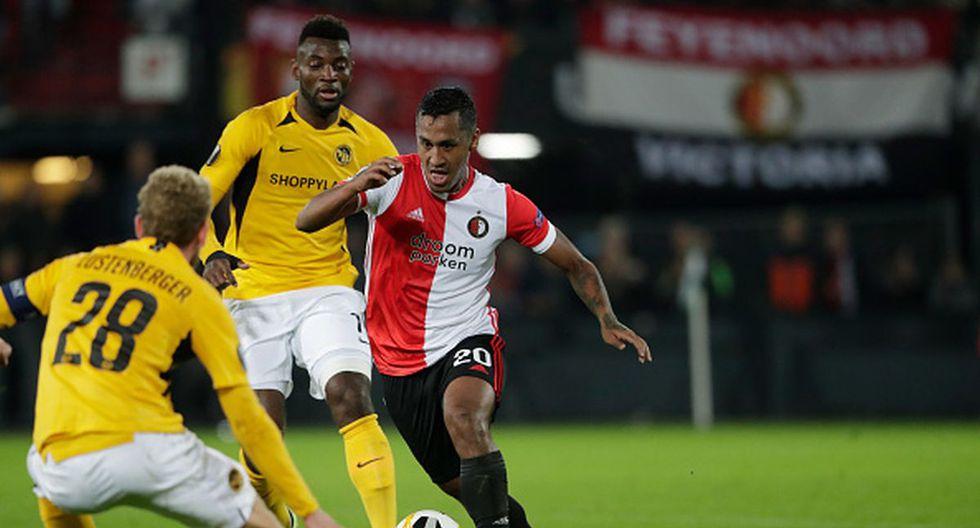 Renato Tapia también jugó en el Twente de Holanda. (Getty)
