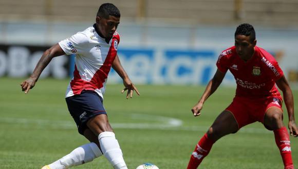 Municipal y Huancayo jugaron en el Monumental. (Foto: Liga 1)