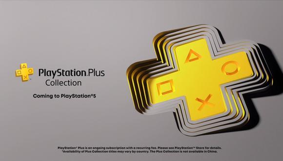 PS5: Sony 'banea' a usuarios por vender cuentas con PS Plus Collection de PlayStation 5. (Foto: PS Plus)