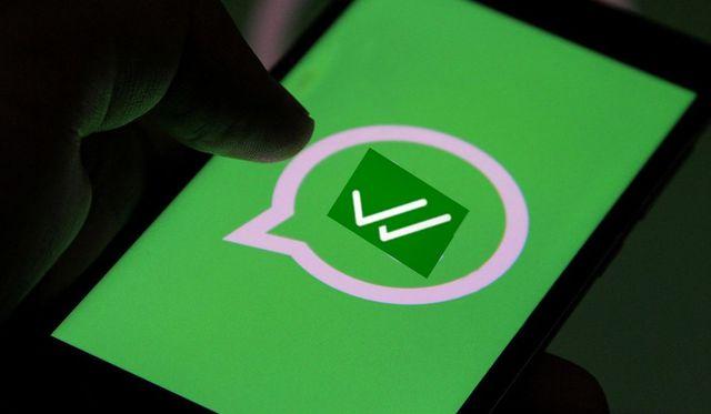 FOTO 3 DE 3 |  Recuerda que puedes hacer este truco en tu dispositivo Android |  Foto: WhatsApp (deslice hacia la izquierda para ver más fotos)