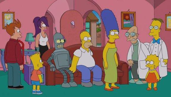 """""""Futurama"""" hace una oscura referencia a """"Los Simpsons"""" y pocos lo notaron (Foto: Fox)"""