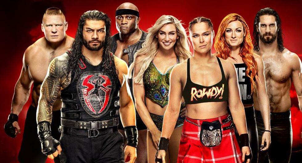 WrestleMania 35: fecha, horarios, canales y cartelera del mega evento de WWE. (WWE)