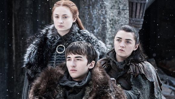 Game of Thrones 8x06: ¿qué significa el final de la serie para Jon Snow, Arya, Sansa y Bran Stark? (Foto: HBO)