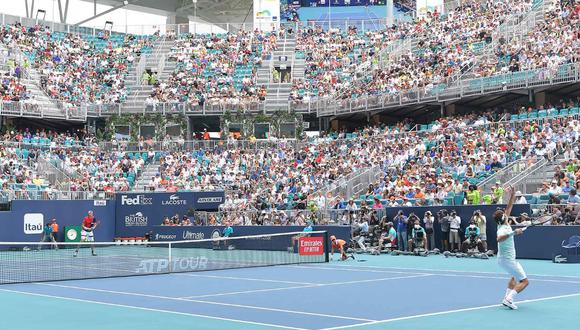 El Hard Rock Stadium se ubica en la ciudad de Miami Gardens. (Foto: ATP)
