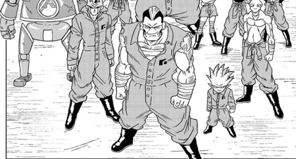 Dragon Ball Super: Saganbo murió al sobrecargarse de la energía de Moro.