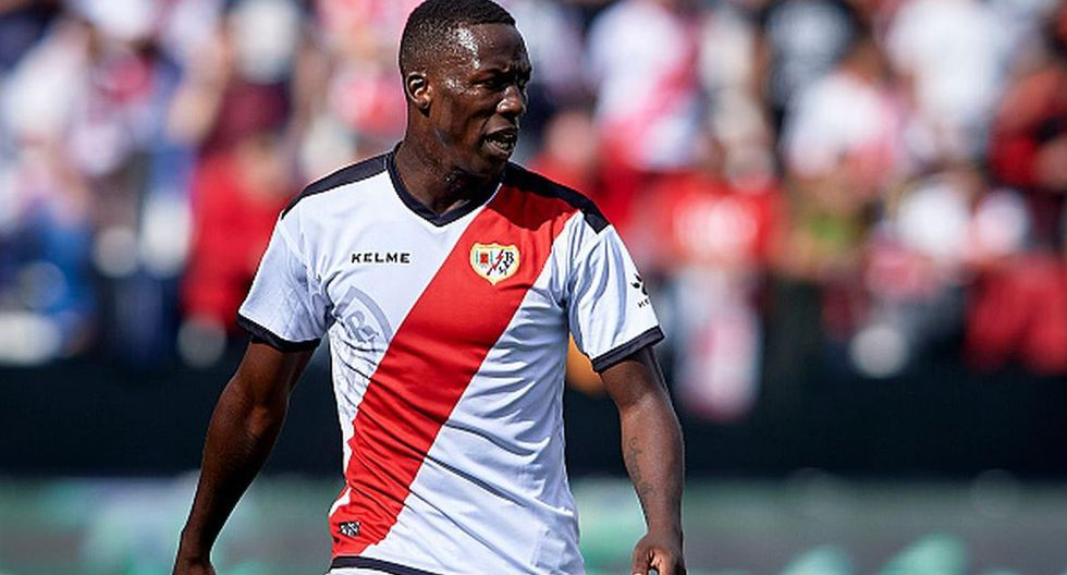 Luis Advíncula - Rayo Vallecano (Getty)