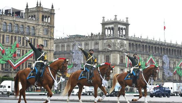 Desfile Militar 2021 EN VIVO en México: minuto a minuto y conoce en qué canales seguir el evento. (Foto: Presidencia de México)
