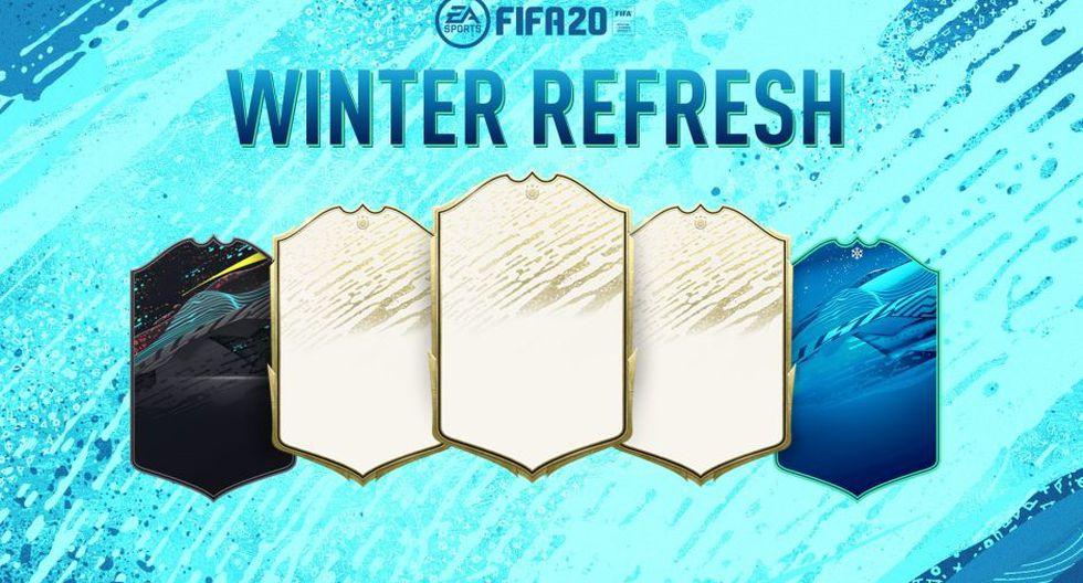 """FIFA 20: los 50 jugadores mejor tuneados en el """"Winter Refresh"""" de Ultimate Team"""
