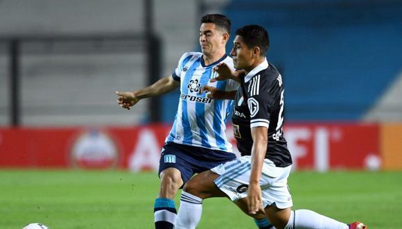 Sporting Cristal y Racing jugaron por Copa Libertadores (Foto: CONMEBOL)