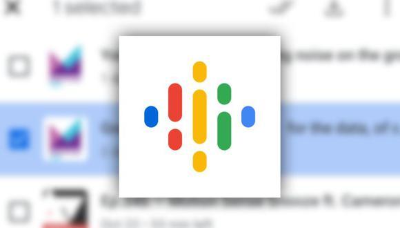Google Podcast actualiza su diseño y está disponible en iOS