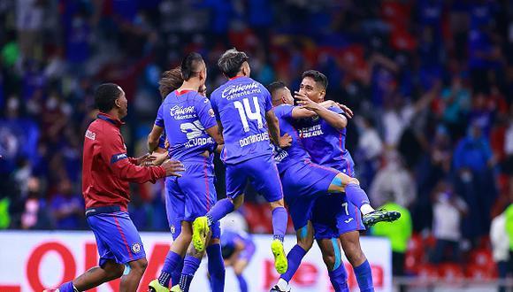 Cruz Azul arrancará el torneo Apertura como el campeón defensor del fútbol mexicano (Foto: Getty Images)