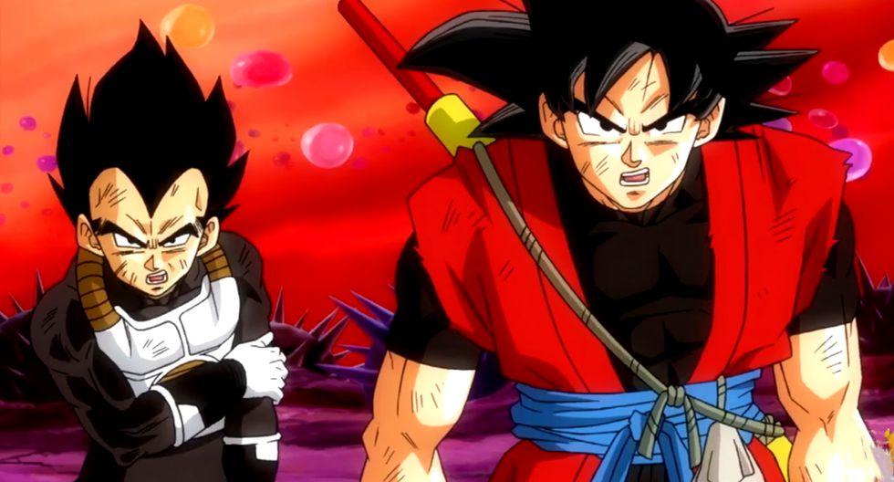 Dragon Ball Heroes Conoce El Argumento De Las Nuevas Aventuras De