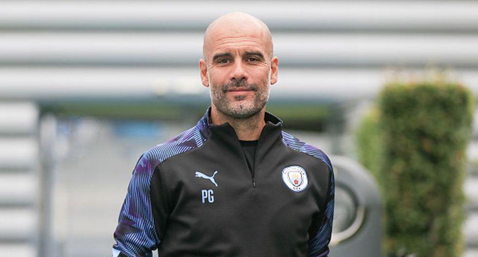 Mitad de Europa lo quiere pero presentó la tercera camiseta del Manchester City (Getty)