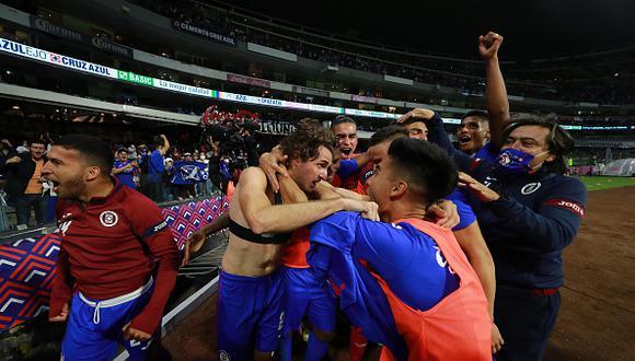 Cruz Azul vs. Toluca jugaron este sábado por los cuartos de final de la Liguilla MX (Foto: Getty Images)