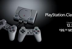 PlayStation Classic revela qué videojuegos vendrán precargados en la consola [VIDEO]