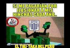 Alianza Lima cayó ante Cienciano por Liga 1 y no se salvó de los memes [FOTOS]