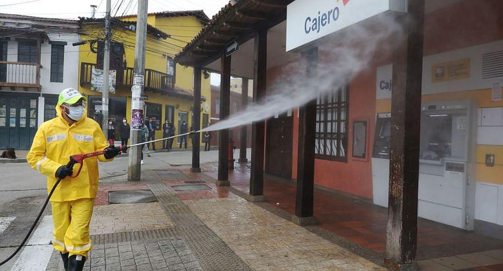 Últimas noticias y breaking news del coronavirus en Colombia. (Foto: AFP)