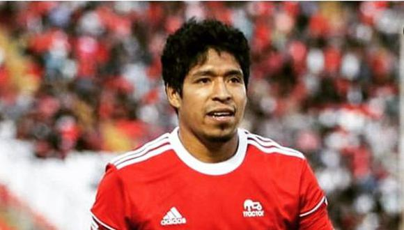 Mimbela dejó Irán y volvió a la Liga 1. (Instagram)