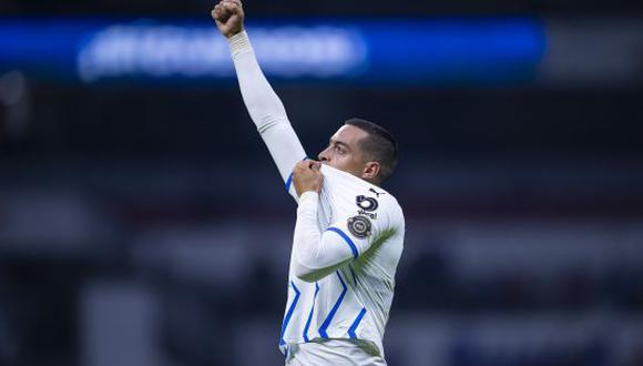 Monterrey venció 4-1 a Cruz Azul y clasificó a la final de la Concachampions 2021. (Foto: @TheChampions)