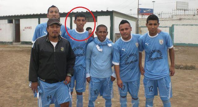 David Dioses es una de las novedades de la Selección Peruana. (Foto: José López)