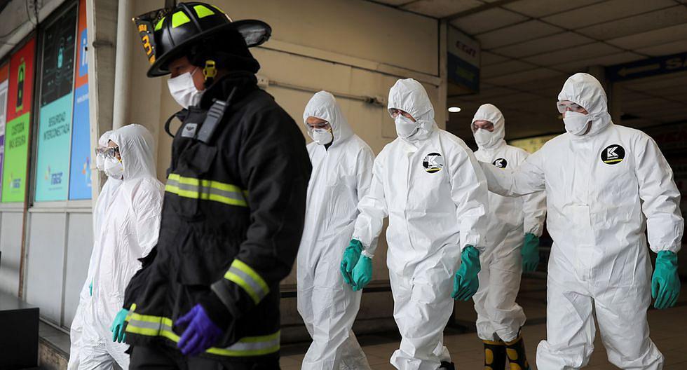 Últimas noticias y casos infectados en Chile por coronavirus al lunes 30 de marzo. (Foto: Reuters)