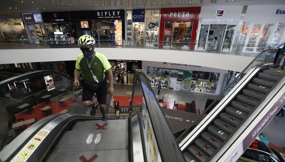 Los malls de Lima estarán cerrados. (Foto: Franciso Neyra | GEC)