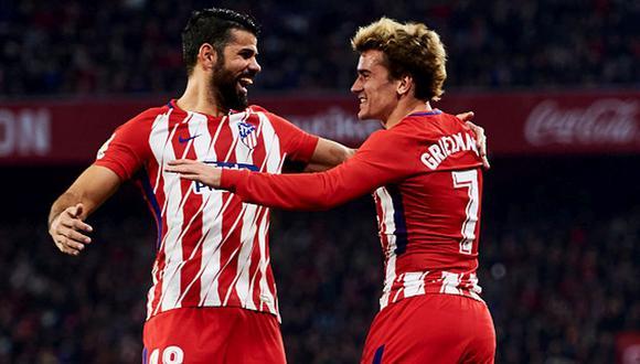 Griezmann llegó al Atlético de Madrid en 2015 desde la Real Sociedad. (Getty)