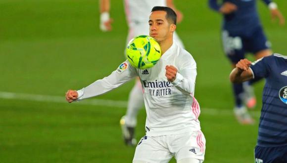Real Madrid no llega a un acuerdo con Lucas Vázquez (Foto: AP)