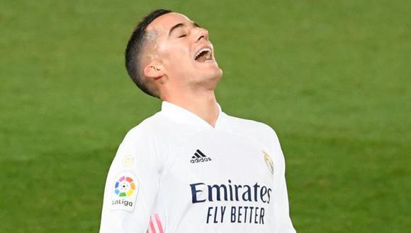 Lucas Vázquez tiene contrato con Real Madrid hasta mediados del 2021. (Foto: AFP)
