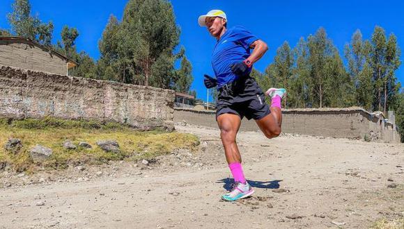 Remigio Huamán, de buscar sandalias para convertirlas en zapatillas a ser un referente de ultramaratón. (Difusión)