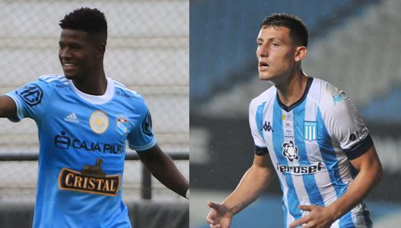 Sporting Cristal vs. Racing Club: fecha, hora y canal del partido por Copa Libertadores. (Foto: Liga 1 / Agencias)