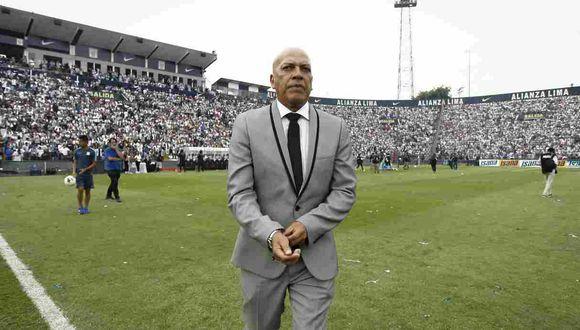 Roberto Mosquera rechazó oferta para regresar a Binacional. (Foto: GEC)