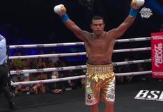 Se bajó a una leyenda: Vitor Belfort derrotó a Evander Holyfield en pelea estelar de boxeo [VIDEO]