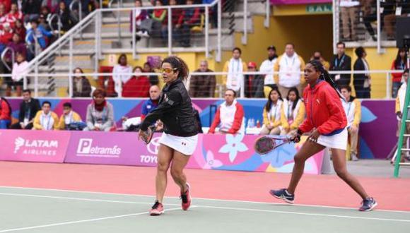 Claudia Suárez ganó el oro en Frontón en los Juegos Panamericanos Lima 2019. (Foto: Giancarlo Avila)