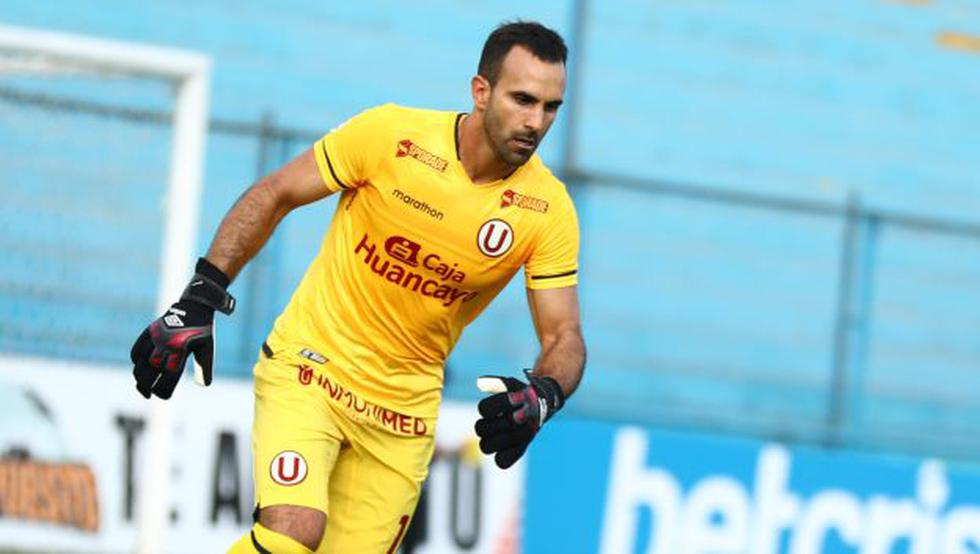 José Carvallo. (Foto: Universitario de Deportes)