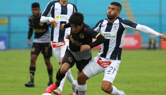 Alianza Lime empató con Cusco FC por el Torneo Apertura (Foto: Liga 1)