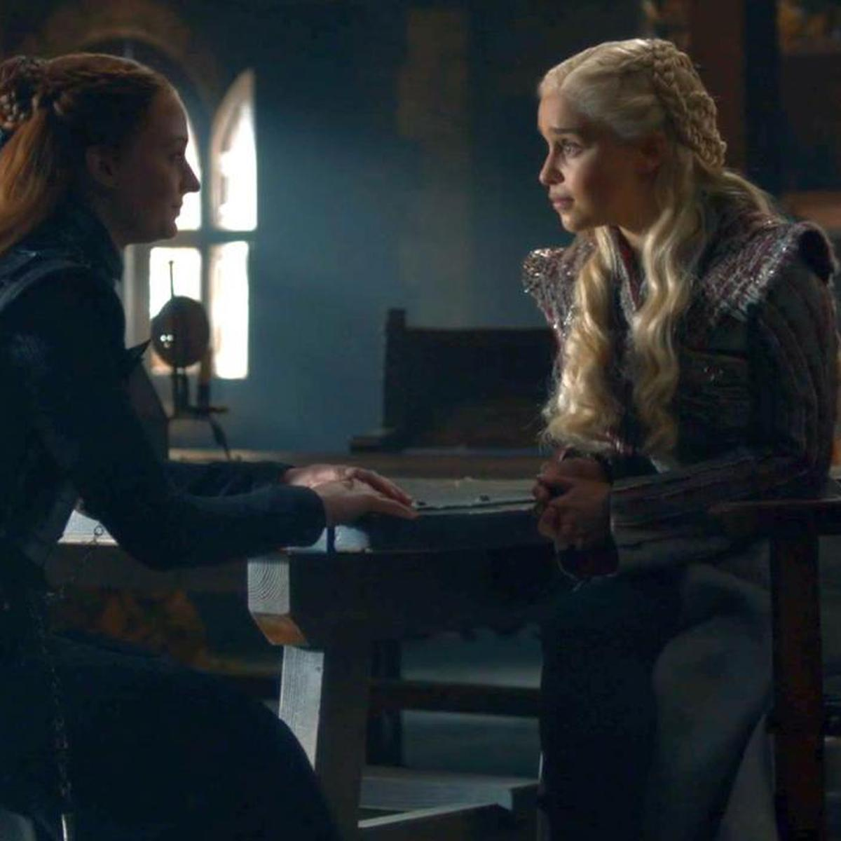 Game Of Thrones Resumen 8x02 Reseña Con Spoilers Del Segundo Capítulo De Juego De Tronos Hbo Go Daenerys Targaryen Jon Snow Sansa Stark Arya Stark Rey De