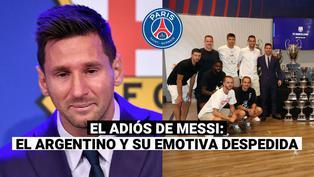 Messi se despide: el astro argentino aclara rumores sobre su futuro