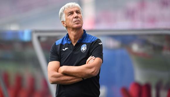 Gian Piero Gasperini explicó cómo será el duelo contra Neymar en el PSG-Atalanta de Champions League. (Foto: AFP)