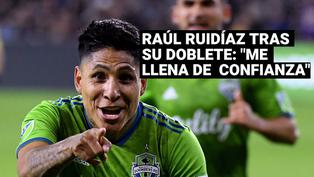 """Raúl Ruidíaz: """"Arrancar la temporada con un doblete me llena de confianza"""""""