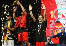 Perú, en los ojos de todos: COI se sumó al festejo por el título en el Mundial de Globos